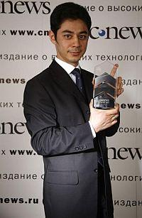 Давид Ян - основатель компании  ABBYY