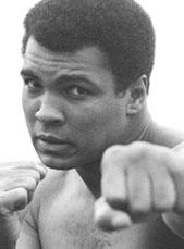 Мохаммед Али (Muhammad Ali) - чемпион мира по боксу