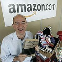 Джеффри Престон Безос - основатель интернет-империи Amazon.com
