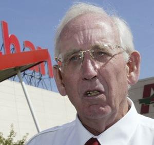 Жерар Мюлье - основатель сети Auchan