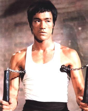 Брюс Ли – легендарный боец, актер, режиссер, продюсер