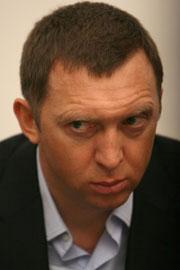 Олег Дерипаска – русский миллиардер