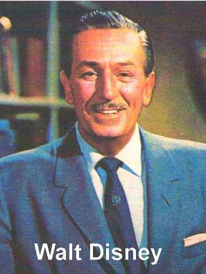 Уолт Элайс Дисней - создатель студии Disney