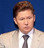 Миллер Алексей - Председатель  Правления ОАО Газпром