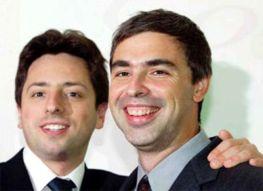Сергей Брин и Ларри Пейдж – основатели интернет-гиганта Google