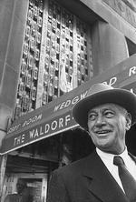 Конрад Хилтон - основатель сети отелей Hilton