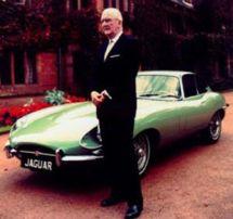 Уильям Лайонс - сoоcнователь  автомобильного брэнда Jaguar