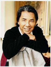Кензо  Такада (Kenzo) - великий модельер