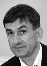 Борис Бобровников – владелец IT-бизнеса Крок