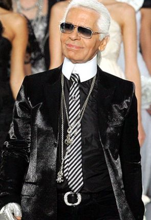 Карл  Лагерфельд (Karl Lagerfeld) - крёстный отец моды