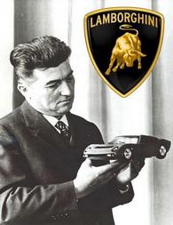 Ферручио  Ламборгини (Lamborghini)