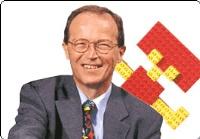 Оле Кирк Кристиансен  - создатель компании LEGO