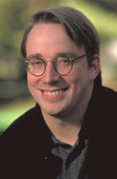 Линус Торвальдс – создатель ОС Linux