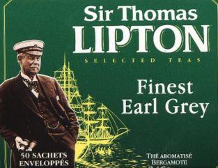 Томас  Джонстоун Липтон - основатель компании Lipton