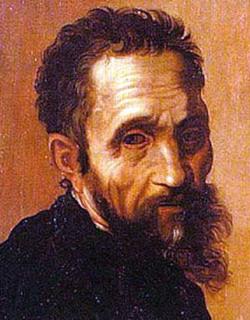 Микеланджело  Буонарроти - скульптор, художник, архитектор и поэт