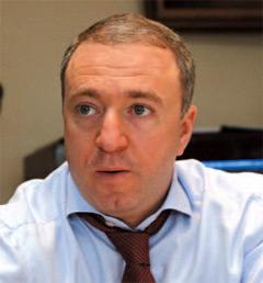 Ирек Богуславский – владелец  Нэфис Косметикс