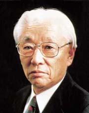 Акио Морита -  создатель компании Sony