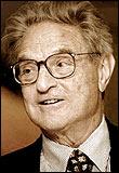 Джордж Сорос  - американский миллиардер и инвестор