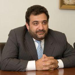 Варданян Рубен - Председатель Совета директоров Группы  компаний Тройка Диалог