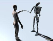 Люди-роботы, люди-инвалиды